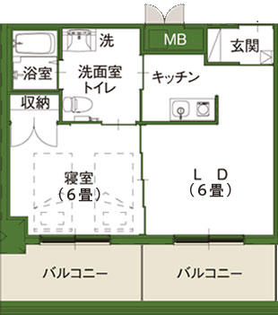 Wtype部屋