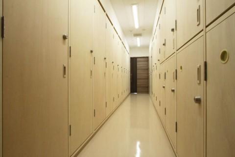 トランクルーム 居室に入らない荷物を収納できます