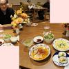 ホワイトカレーと韓国料理!
