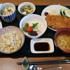 料理長佐藤の和食と収穫祭part1